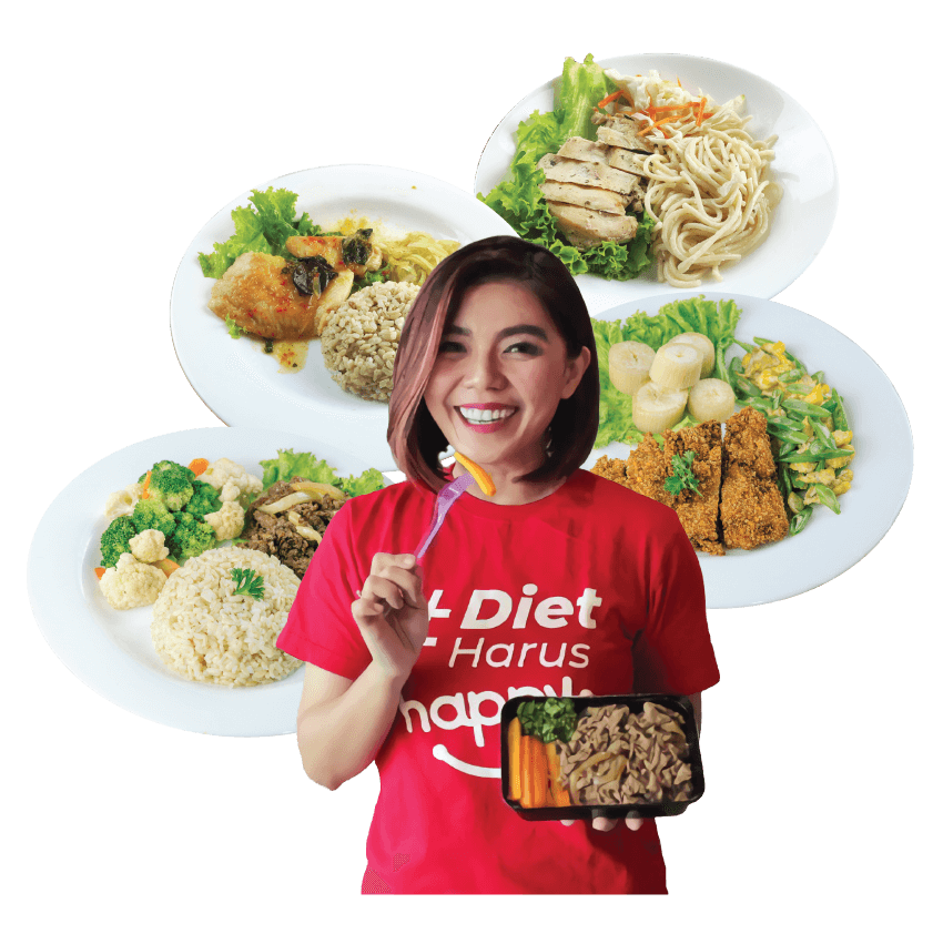 catering diet sehat m kitchen merry riana