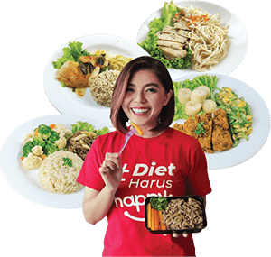 catering diet sehat m kitchen by merry riana