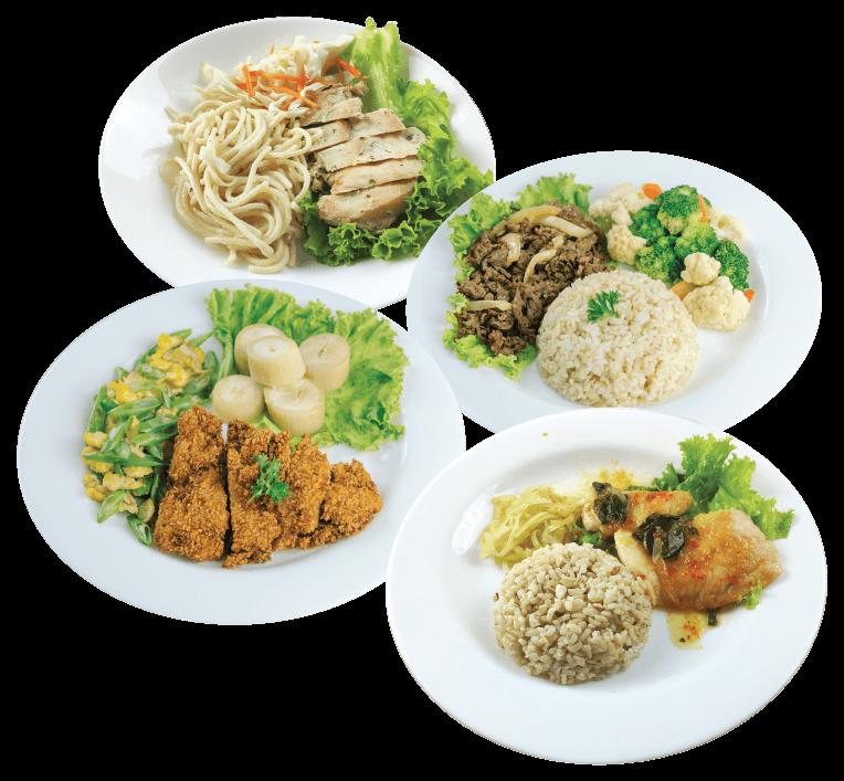 catering sehat bintaro healthy m kitchen