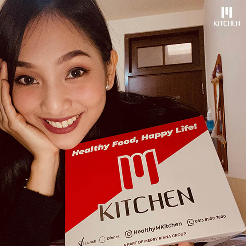 catering sehat jakarta barat m kitchen