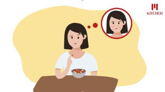 Kacang penyebab jerawat. Fakta atau Mitos?