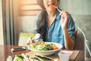 menu diet sehat golongan darah b