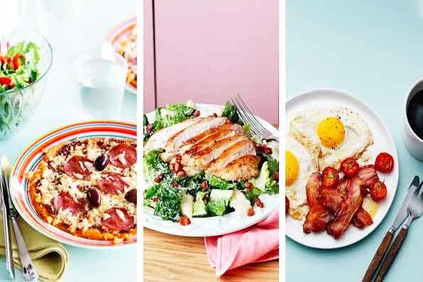 menu diet karbo seminggu